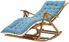 Tumbona de jardín, silla plegable, mecedora