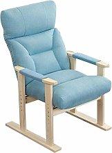 Tumbona plegable, ergonómica, cómoda y cómoda,