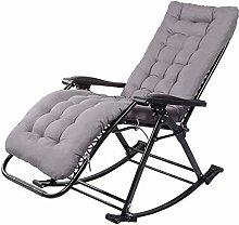 Tumbona sillas de jardín cómodo mecedora Ith
