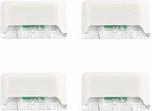 TYXQ 4 Paquetes De Luces Solares LED para Cubierta