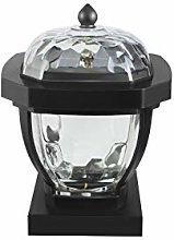 TYXQ Luces solares LED para Exteriores Luces de