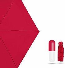 UKKD sombrilla Mini Cápsula Ladies Umbrella