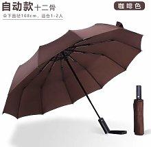 UKKD sombrilla Paraguas Plegable Automático De