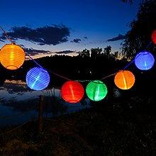 Uping Guirnalda Luminosa LED, 20 Farolillos 3.6 m,