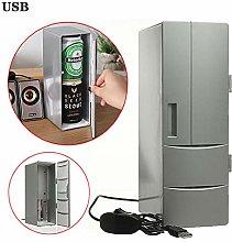 USB Mini PC Refrigerador, Refrigerador Caliente Y