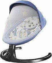 Utron Bluetooth Columpio Bebe Eléctrica con Mando