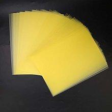 Uxsiya Carpeta de documentos de puncher, material
