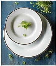 Vajilla 19 Piezas Porcelana