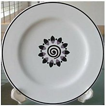 Vajilla Porcelana Decorada 20Pz