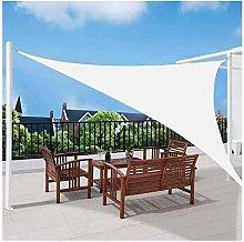 Vela De Sombra Triangular, 95% De Protección UV