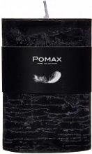 Vela Negra 10cm - Pomax