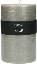 Vela Plata 15cm - Pomax