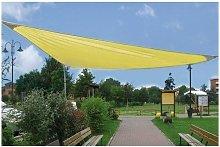 Vela Sombra Triangular (Toldo) Impermeable con