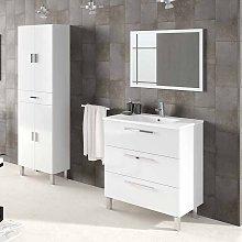 Velocimuebles - Mueble de baño con Lavabo +