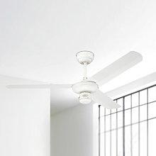 Ventilador de techo blanco Industrial