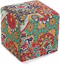 Versa Taburete Cubo Giardino Decoracion y Muebles