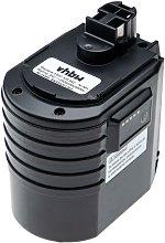 vhbw batería compatible con Bosch GBH 24VR, GBH