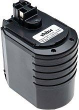 vhbw batería reemplaza Bosch 2607335192,