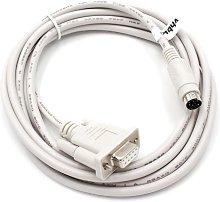 vhbw Cable de conexión RS232 para Mitsubishi