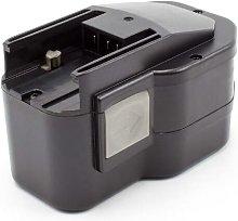 vhbw NiMH batería 1500mAh (12V) para herramienta