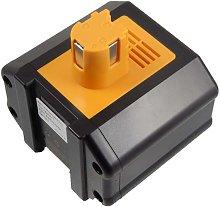 vhbw NiMH batería 3000mAh (24V) para herramienta