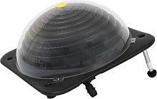 vidaXL Calentador solar de piscina 75x75x36 cm