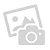 vidaXL Cama/taburete plegable con colchón acero