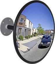 vidaXL Espejo de tráfico convexo de interior