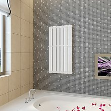vidaXL Estante de toalla 465 mm panel de