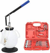 vidaXL Kit herramientas relleno líquido