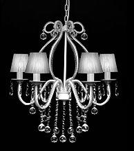 Vidaxl - Lámpara de araña colgante, candelabro