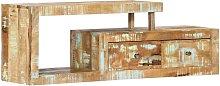 vidaXL Mueble para la TV 120x30x40 cm madera