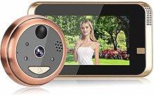 Videoportero HD 720P Intercomunicador Smart Home