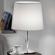Villeroy & Boch Ámsterdam lámpara de mesa cuero