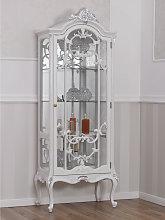 Vitrina Brigitte estilo Barroco Moderno 1 puerta