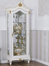 Vitrina Chantal estilo Barroco Decape 1 puerta