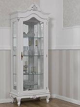 Vitrina Chantal estilo Barroco Moderno 1 puerta