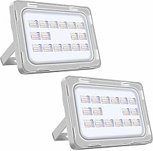 Viugreum 2 Pack 50W Focos Led IP66 Impermeable
