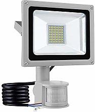 Viugreum Foco LED 30W, 3000LM Led Spotlight Para