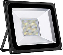 Viugreum Focos LED Exterior 100W, Floodlight Led