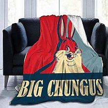 VJSDIUD Big Chungus Perfectof The Box Manta de