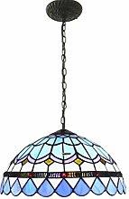 VOMI Tiffany Lámparas Araña Lámpara Colgante