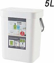 Vtops - Cubo de basura para colgar en la cocina,