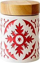VWJFHIS Latas de Caramelo Decorativas Latas de té
