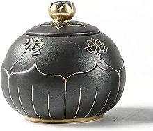VWJFHIS Tetera de cerámica Pintada a Mano Tanque