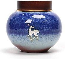 VWJFHIS Tetera de cerámica Retro para el hogar,