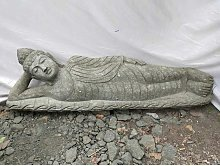 Wanda Collection - Buda tumbado estatua de piedra