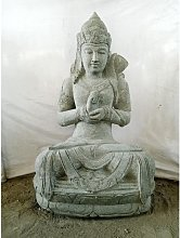 Wanda Collection - Estatua de jardín diosa Dewi