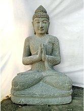 Wanda Collection - Estatua de piedra Buda jardín