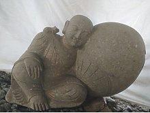Wanda Collection - Estatua exterior de jardín zen